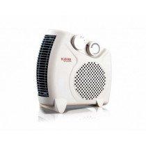 Haeger Versatile Calentador de ventilador Interior Blanco 2000 W