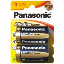 Goobay LR20 2-BL Panasonic Alkaline Power Single-use battery D Alcalino 1,5 V