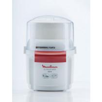 Moulinex AD560120 picadora eléctrica de alimentos 0,25 L 800 W Blanco, Rojo