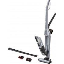 Bosch BCH3P210 aspiradora de pie y escoba eléctrica Sin bolsa Negro, Gris 0,4 L