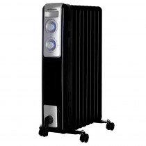 Orbegozo RN 2000 calefactor eléctrico Radiador de aceite eléctrico Interior Negro 2000 W