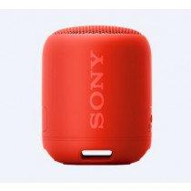 Sony SRS-XB12 Altavoz monofónico portátil Rojo