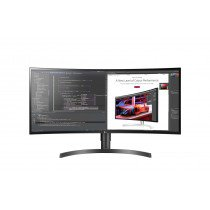 "LG 34WL85C-B pantalla para PC 86,4 cm (34"") 3440 x 1440 Pixeles UltraWide Quad HD LED Negro"