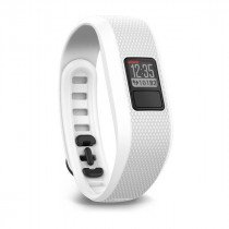 Garmin vivofit 3 Wristband activity tracker Negro, Color blanco
