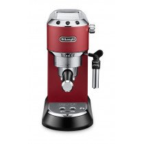 DeLonghi EC 685 Independiente Totalmente automática Máquina espresso 1L Rojo