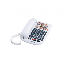 Alcatel TMAX 10 Teléfono analógico Blanco