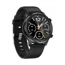 InnJoo IJ-VOOM SPORT-BLK reloj deportivo Negro Pantalla táctil 240 x 240 Pixeles Bluetooth
