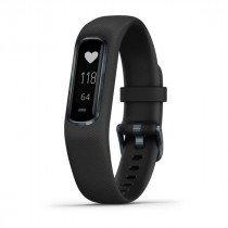 Garmin vívosmart 4 OLED Wristband activity tracker Inalámbrico y alámbrico Negro