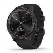 Garmin vívomove 3 reloj inteligente OLED Negro GPS (satélite)