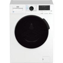 Beko HTV 7716 DSW BTR lavadora-secadora Independiente Carga frontal Blanco A