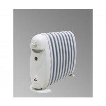 FM Calefacción R9-MINI calefactor eléctrico Interior Blanco