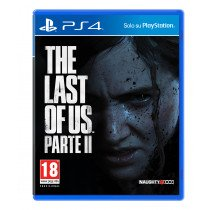 JUEGO PS4 THE LAST OF US PART 2