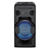 Sony MHCV11 sistema de megafonía Sistema de megafonía independiente Negro