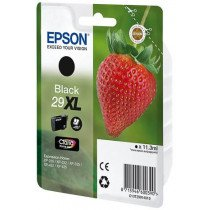 Epson Strawberry 29XL K Original Negro 1 pieza(s)