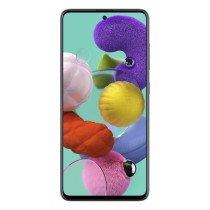 "Samsung Galaxy SM-A515F 16,5 cm (6.5"") 4 GB 128 GB SIM doble Negro 4000 mAh"