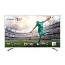 "Hisense H55A6500 LED TV 139.7 cm (55"") 4K Ultra HD Smart TV Wifi Silver"