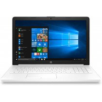"HP 15-da0215ns Blanco Portátil 39,6 cm (15.6"") 1366 x 768 Pixeles 7ª generación de procesadores Intel® Core™ i3 8 GB DDR4-SDRAM 512 GB SSD Wi-Fi 4 (802.11n) Windows 10 Home"