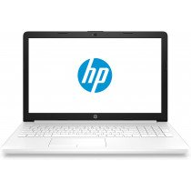 "HP 15-da0144ns Blanco Portátil 39,6 cm (15.6"") 1366 x 768 Pixeles 7ª generación de procesadores Intel® Core™ i3 12 GB DDR4-SDRAM 1000 GB Unidad de disco duro Wi-Fi 4 (802.11n) Windows 10 Home"