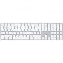 Apple Magic Bluetooth QWERTY Español Blanco