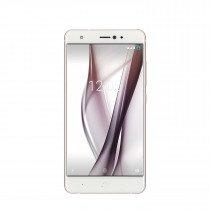 """bq Aquaris X 13,2 cm (5.2"""") 3 GB 32 GB SIM doble 4G USB Tipo C Rosa, Blanco Android 7.1.1 3100 mAh"""