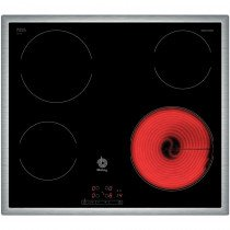 Balay 3EB720XR hobs Negro Built-in (placement) Cerámico 4 zona(s)