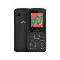 """Wiko lubi 5 plus 4,57 cm (1.8"""") 66,2 g Negro Teléfono básico"""