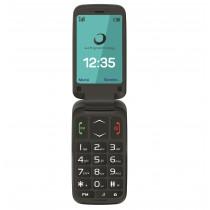 "Brigmton BTM-5FLIP teléfono móvil 6,1 cm (2.4"") 91 g Negro Teléfono básico"