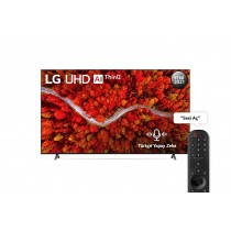 "LG 86UP80006LA Televisor 2,18 m (86"") 4K Ultra HD Smart TV Wifi Negro"