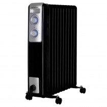 Orbegozo RN 2500 calefactor eléctrico Radiador de aceite eléctrico Interior Negro 2500 W