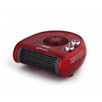 Orbegozo FH 5033 Calentador de ventilador Interior Negro, Rojo 2500 W