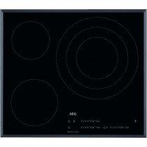 AEG IKB63405FB hobs Negro Integrado 60 cm Con placa de inducción 3 zona(s)