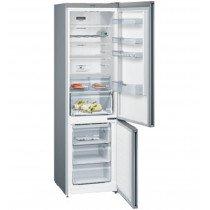 Siemens iQ300 KG36NXIEA nevera y congelador Independiente 326 L E Acero inoxidable