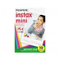 Fujifilm Instax Mini 10pieza(s) 86 x 54mm película instantáneas