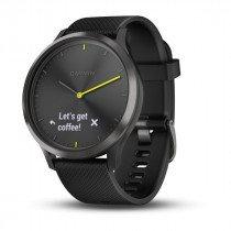 Garmin vívomove HR reloj inteligente Negro OLED
