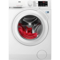 AEG L6FBI821 lavadora Independiente Carga frontal Blanco 8 kg 1200 RPM A+++