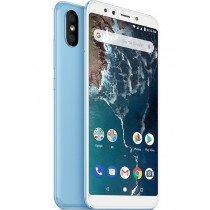 "Xiaomi Mi A2 15,2 cm (5.99"") 4 GB 64 GB SIM doble 4G Azul 3010 mAh"