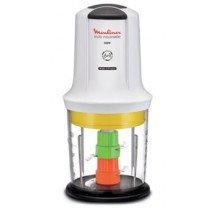 Moulinex AT723110 picadora eléctrica de alimentos 0,5 L Blanco 500 W