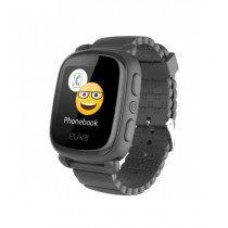 "Elari KidPhone 2 reloj inteligente Negro TFT 3,66 cm (1.44"") Móvil GPS (satélite)"