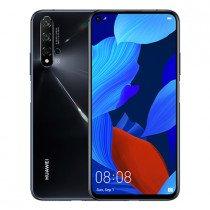 """Huawei nova 5T 15,9 cm (6.26"""") 6 GB 128 GB SIM doble 4G USB Tipo C Negro Android 9.0 3750 mAh"""