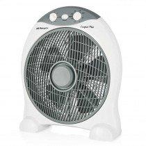 Orbegozo BF-1030 ventilador Ventilador con aspas para el hogar Gris, Blanco