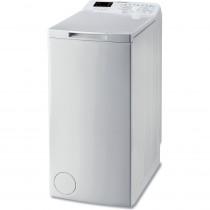 Indesit BTW S60300 SP/N lavadora Independiente Carga superior 6 kg 1000 RPM D Blanco