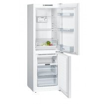 Siemens iQ100 KG33NNW3A nevera y congelador Freestanding (placement) Blanco A++