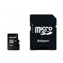 Philips Tarjetas microSD FM08MP45B/10