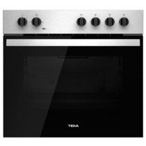Teka HBE 435 ME SS Horno eléctrico 72 L 2550 W Negro, Acero inoxidable A