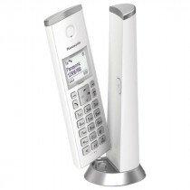 Panasonic KX-TGK210 Teléfono DECT Identificador de llamadas Blanco