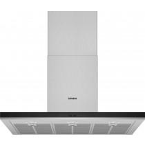 Siemens iQ500 LC98BIP50 campana 790 m³/h De pared Acero inoxidable A+