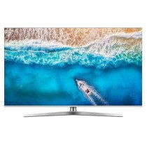 "Hisense H65U7B TV 165,1 cm (65"") 4K Ultra HD Smart TV Wifi Negro, Plata"