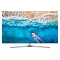 "Hisense H65U7B TV 165,1 cm (65"") 4K Ultra HD Smart TV Wifi Negro, Plata"