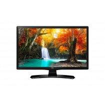 "LG 24TK410V-PZ pantalla para PC 59,9 cm (23.6"") WXGA Plana Negro"