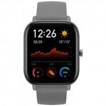 "Amazfit GTS reloj inteligente AMOLED 4,19 cm (1.65"") Gris GPS (satélite)"
